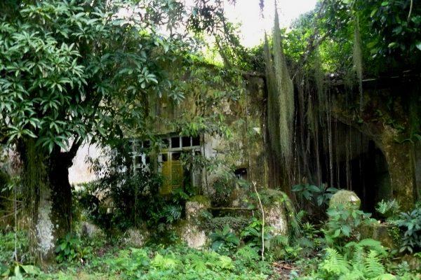 Lo que queda de la Colonia Penal Cândido Mendes