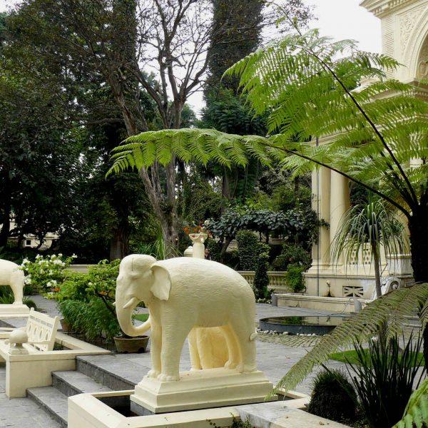 Jardín de los Sueños en Kathmandú - Nepal