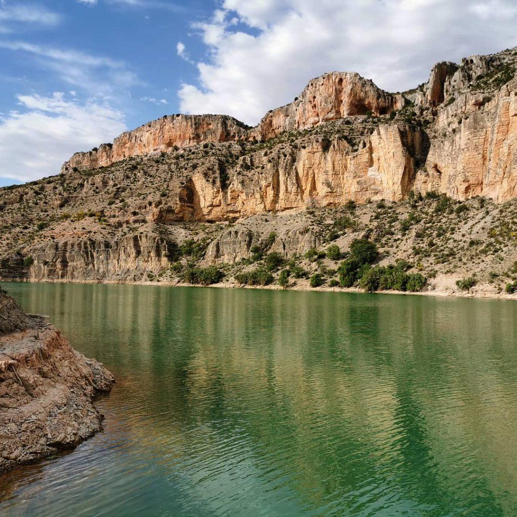 Aragón - encabezado - el clima hace al desierto