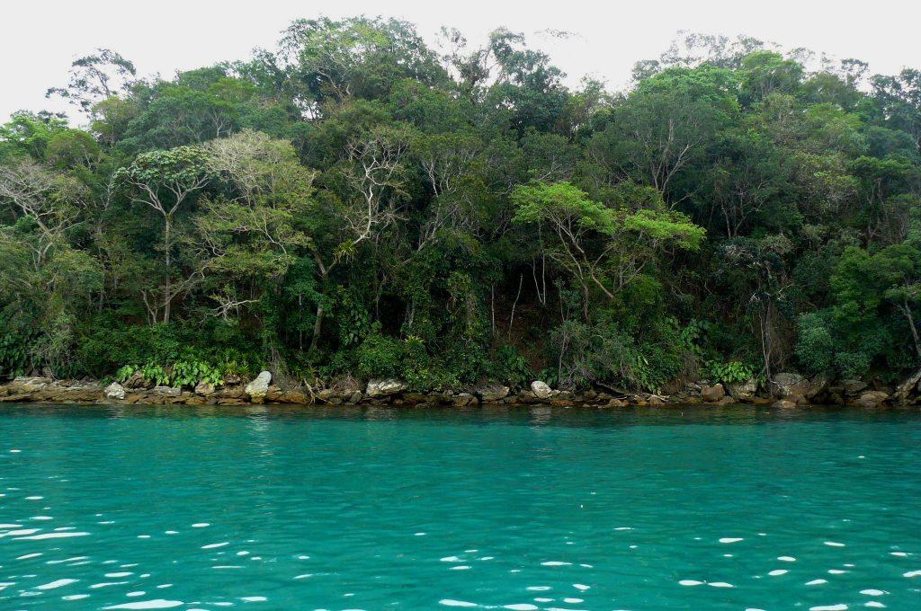 un paseo por isla grande