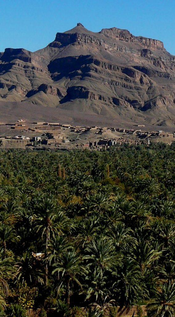 Lugares del Mundo - El Valle del Draa